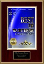 Readers Choice Best of Washtenaw 2017